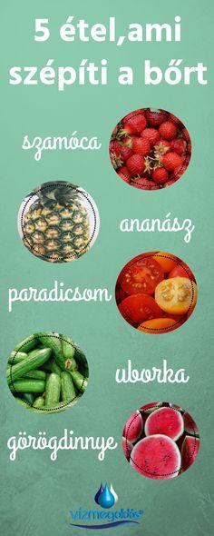 6 csodálatos étel a vastagbél tisztítására botulinum toxin szemek