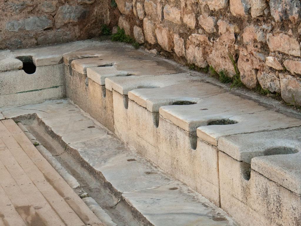 a régi római galandféreg
