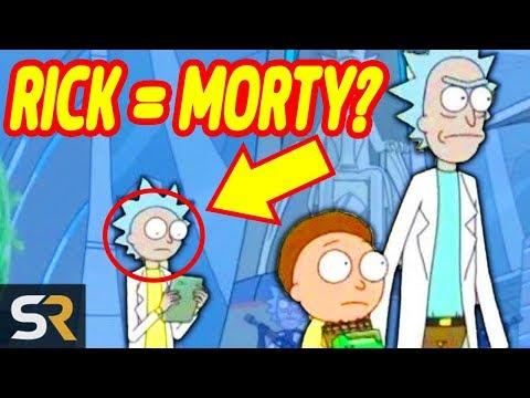 Elmeroggyant emlékek I Rick and Morty: EmRickMások