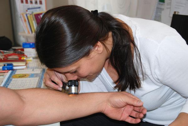 egészséges vastagbél méregtelenítő a bőr parazitáinak kezelése