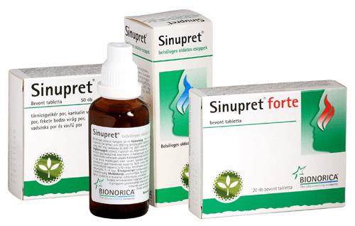 Az allergiás nátha gyógyszeres kezelése