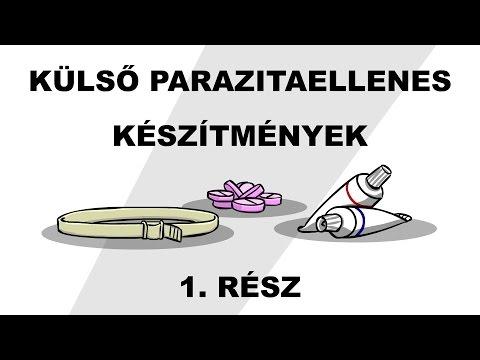 szuper hatékony parazita tisztító módszer)