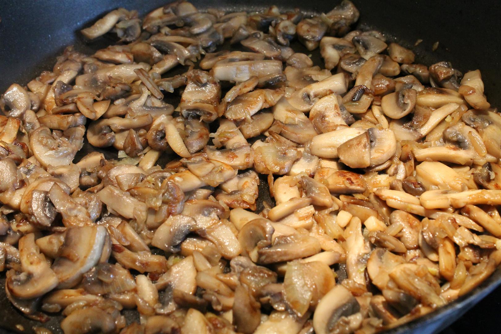 Variációk sült gombára - HENI SÜT NEKED