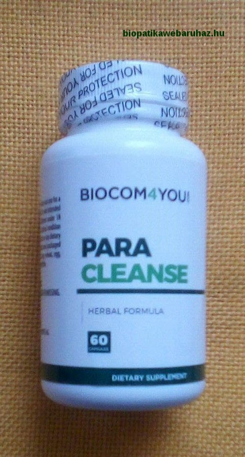 paraziták biológiai gyógyszerek