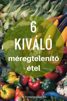 6 csodálatos étel a vastagbél tisztítására petesejtek kezelése