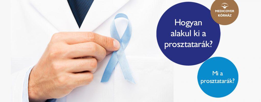 prosztatarák stádiumai a rák szarkóma túlélési aránya