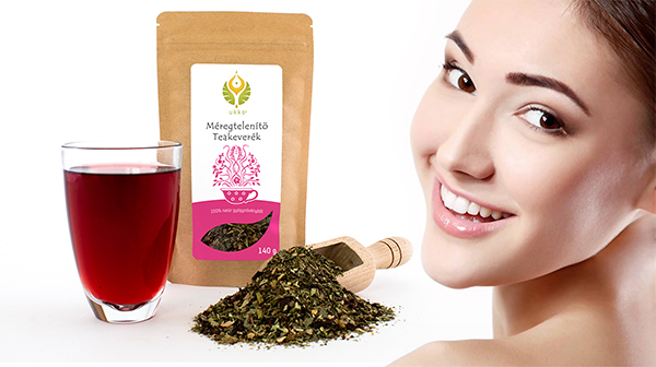 máj méregtelenítő teák