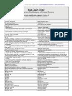 Helmint fertőzések és a gazdaszervezet immunszabályozása