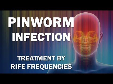 Pinworms nők kezelésében