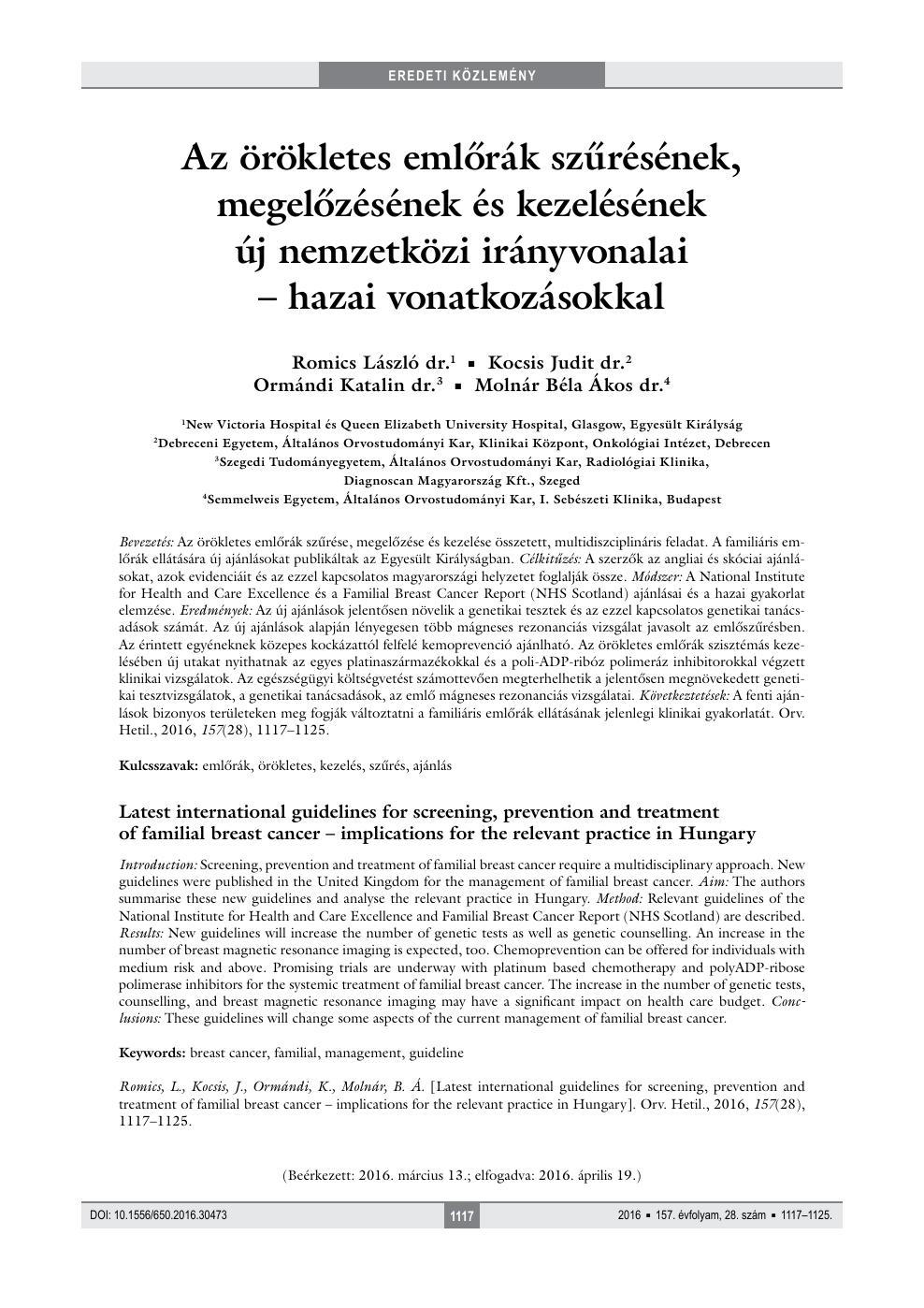 korai emlőrák paraziták kezelése Cseljabinszkban