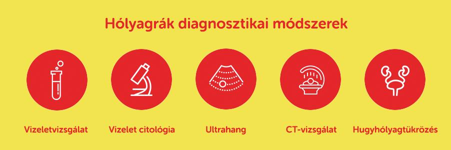 hólyagrák tünetei