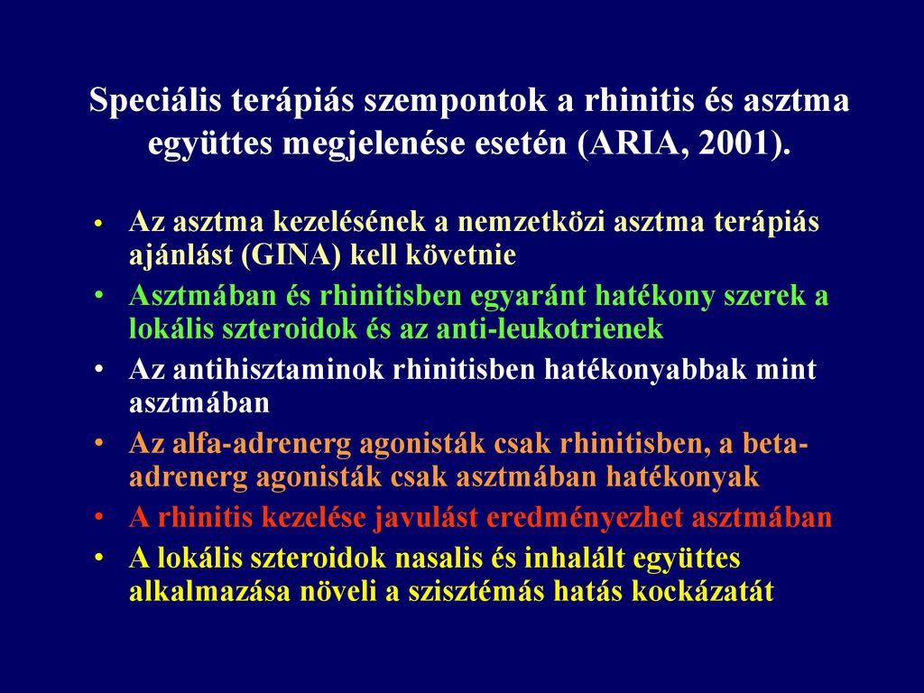 Szénanátha tünetei és kezelése - HáziPatika
