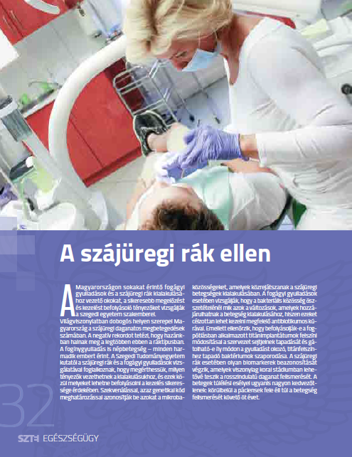 Szájüregi daganatok | Rákgyógyítás