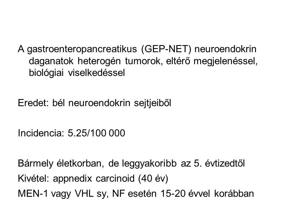 neuroendokrin rák növekedése test méregtelenítés kiegészítő értesítés