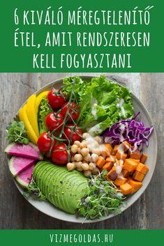 Az 5 leghatásosabb méregtelenítő étel - Legjobb méregtelenítő receptek