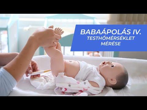 csecsemő férgek