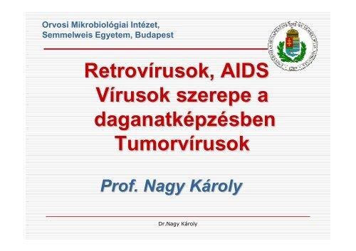 humán papillomavírus fertőzés és oropharyngealis rák)